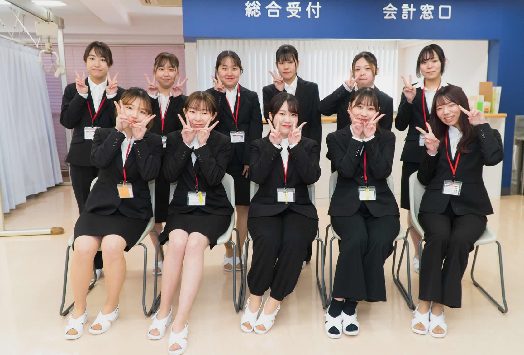 医療系4資格にクラス全員合格(2020年度)