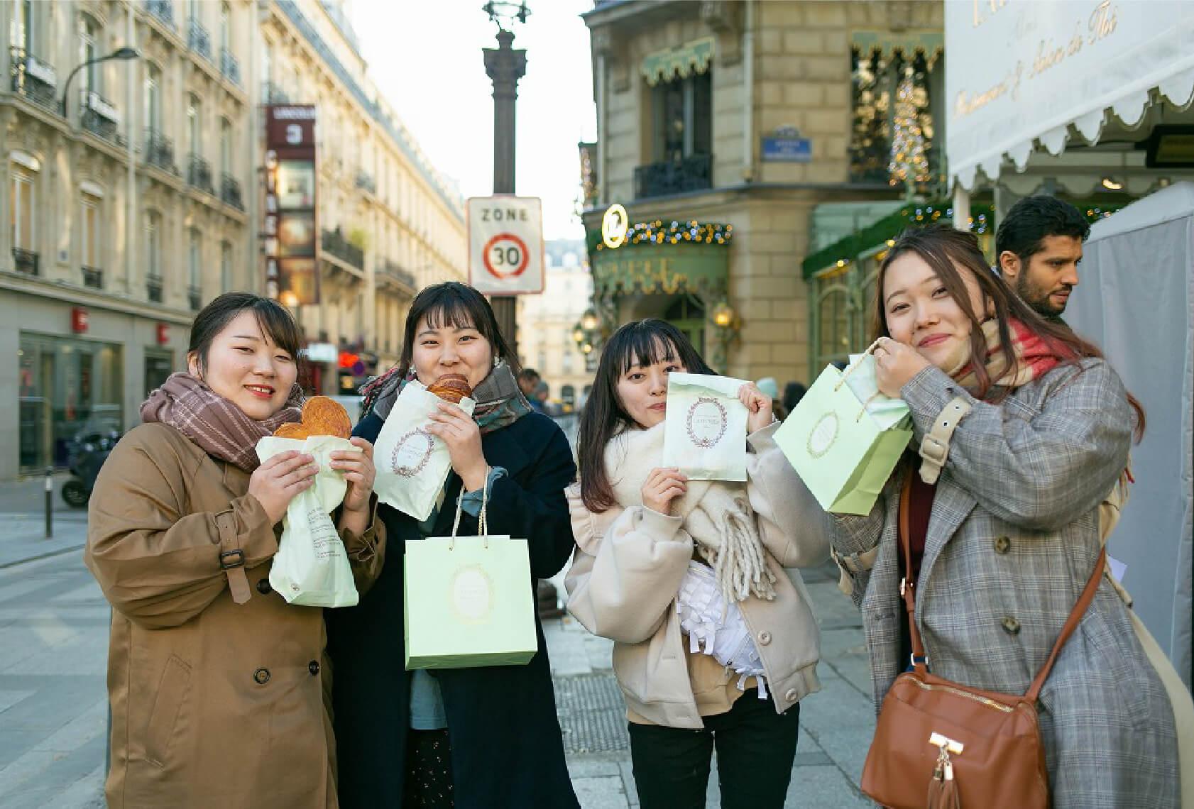 東京&パリ研修